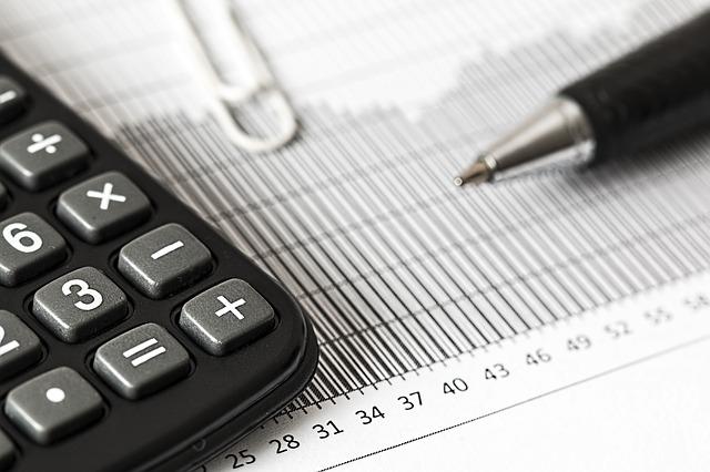 kalkulačka na tabulce