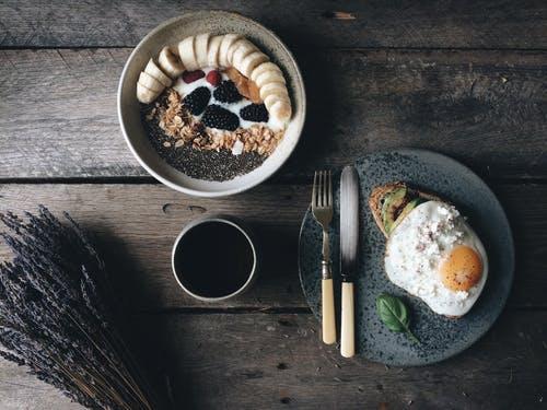 snídaně zdravá